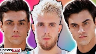 The Dolan Twins & Jake Paul SQUASH Feud Rumors!