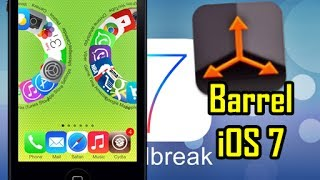 Barrel For iOS 7 & iPhone 5S - iOS 7 Jailbreak Cydia Tweak
