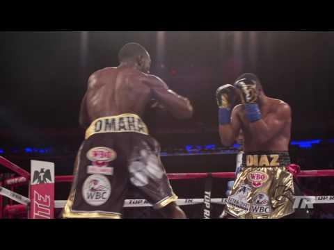 Terence Crawford vs. Félix Díaz | Highlights