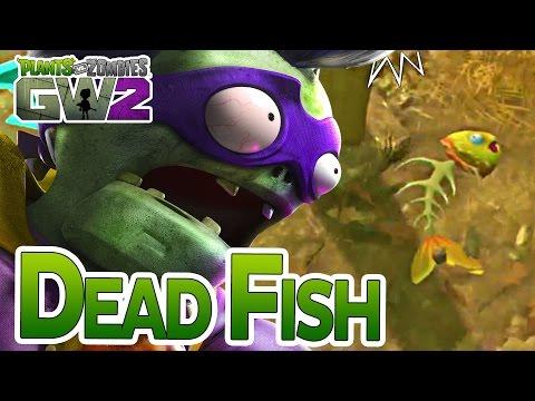 Plants Vs Zombies Garden Warfare 2: All 10 Secret Fish Activate Locations