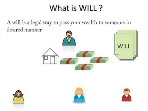 Importance of Writing WILL in Estate Planning – Part 4/6