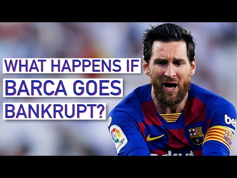 Could FC Barcelona be Bankrupt by January? | Examining Barça's Financial Issues