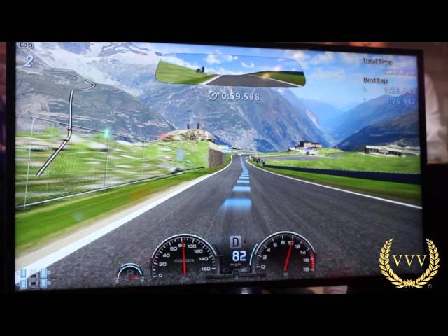 Gran Turismo 6 Matterhorn Circuit Gameplay E3 2013