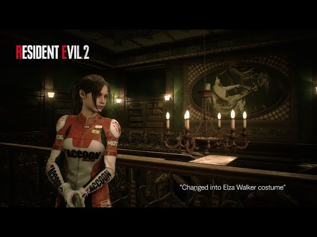 Resident Evil 2 Alternate Costumes Every Outfit How To Get Them
