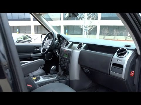 2008 Land Rover LR3 Palatine, Arlington Heights, Barrington, Glenview, Schaumburg, IL 31258A