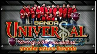 Banda universal de pololcingo Gro.homenaje a cuco sanchez