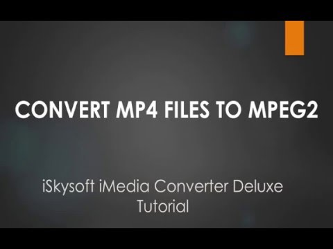 mp4 to mp2 converter