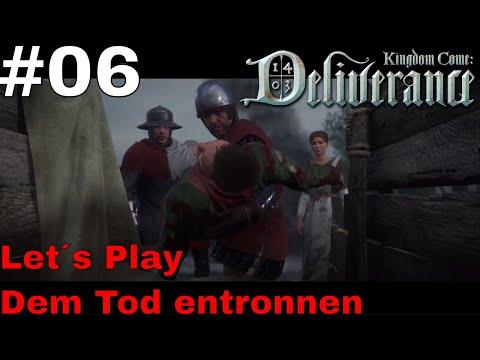 Der Banditen Überfall  / Let´s Play Kingdom Come Deliverance #06 (Ps4 pro) (Deutsch / German)