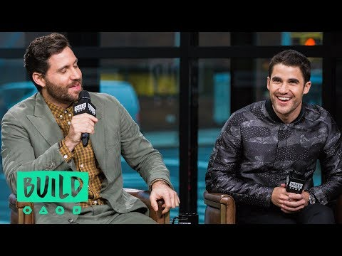 Edgar Ramirez & Darren Criss On