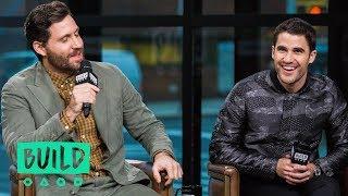 "Edgar Ramirez & Darren Criss On ""The Assassination of Gianni Versace: American Crime Story"""