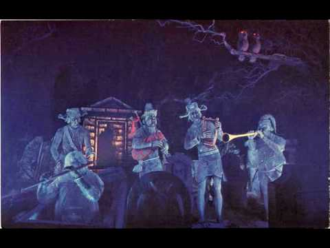 Halloween Music Haunted Mansion Heavy Metal Cover