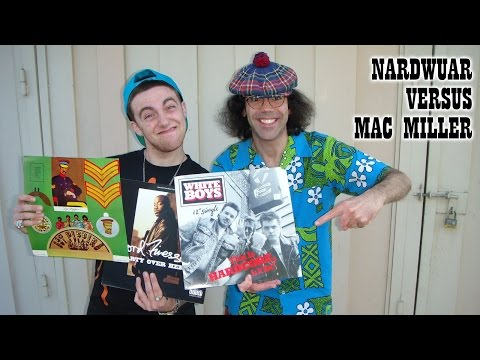 Nardwuar vs Mac Miller