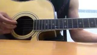Nuối Tiếc guitar
