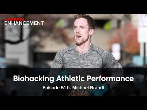 Biohacking Athletic Performance ft. Michael Brandt  HVMN Enhancement Podcast: Ep. 51