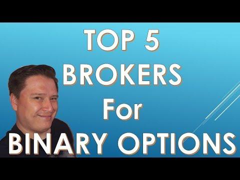 Top 5 Binary Options Brokers In 2017