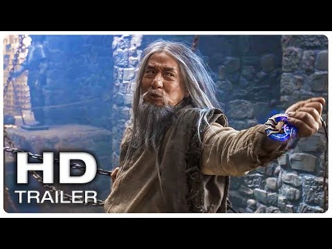 THE IRON MASK Trailer #1 Official (NEW 2020) Jackie Chan, Arnold Schwarzenegger Movie HD