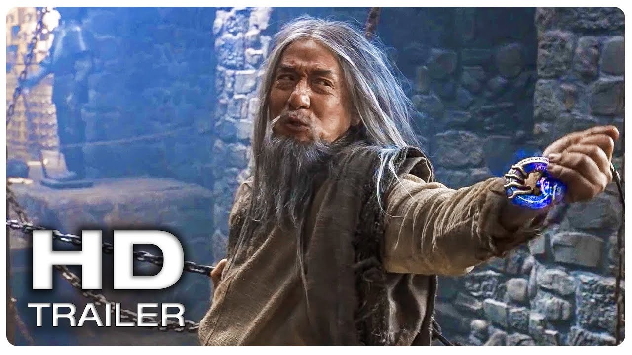 THE IRON MASK Trailer Official (NEW 2020) Jackie Chan, Arnold Schwarzenegger
