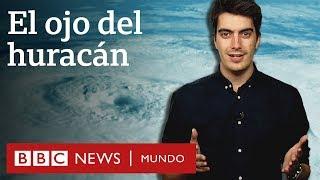 ¿Por qué hay calma en el ojo del huracán? | BBC Mundo