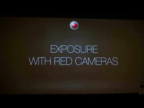 Workshop by Red Cameras @ Jagran Film Festival