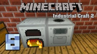 Minecraft Industrial Craft 2 8 Дробитель и создание бронзы