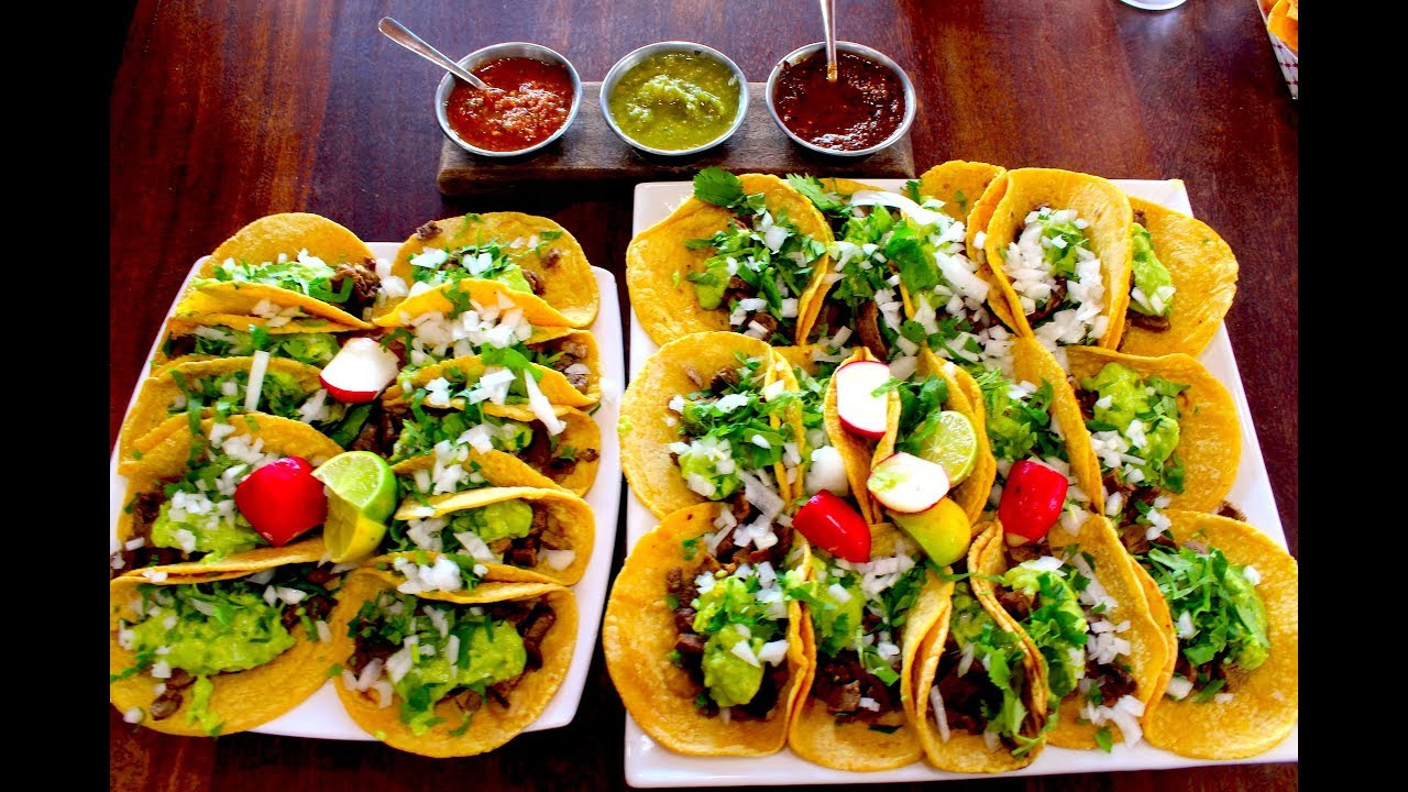 25 Taco Tuesday Challenge | El Paisa Mexican Grill | RainaisCrazy | San  Diego