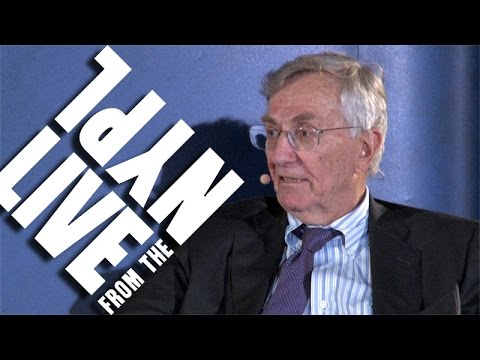 Voluntary Sources: Seymour Hersh | LIVE From The NYPL