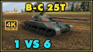 World of Tanks | BatChat 25t - 10 Kills - 7.9K Damage