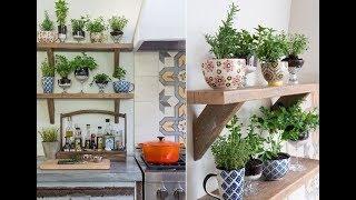★ 15 идей для домашнего огорода на кухне. Свежесть зелени и трав круглый год у тебя дома
