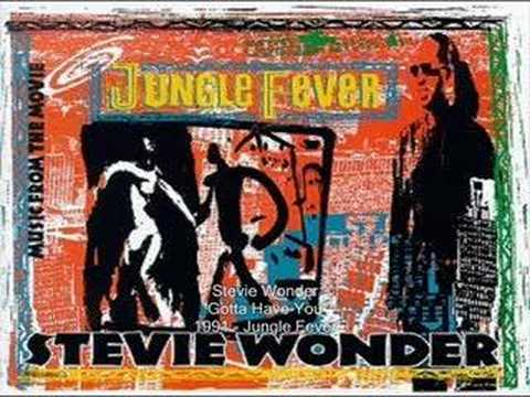 Stevie Wonder - Gotta Have You