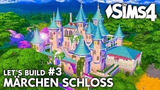 Die Sims 4 Märchen Schloss bauen #3 | Gewächshaus (deutsch)