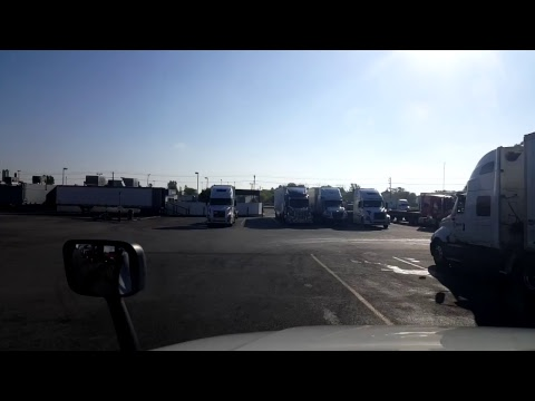 BigRigTravels LIVE! - Sturtevant, Wisconsin to Hampshire, Illinois -  May 27, 2017
