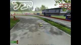 Big Scale Racing Testfahrt