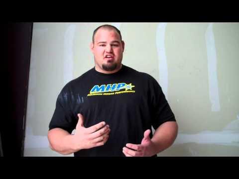 Brian Shaw 6 week bicep rehab update