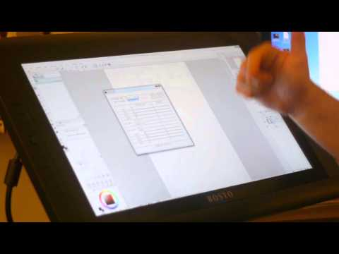 Bosto 22HDX Review (Wacom Cintiq Alternative)