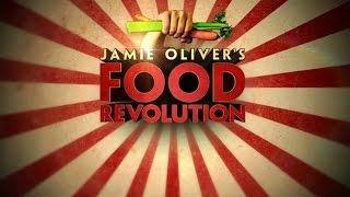 Революция питания. Джейми Оливер.