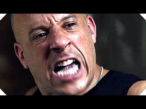 FAST AND FURIOUS 8 - Official TRAILER # 2 (The Fate of the Furious, 2017)