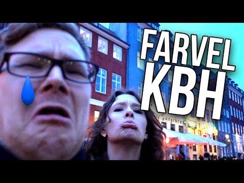 FARVEL KØBENHAVN.....