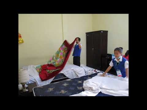 DIALOG LAYANAN HOUSE KEEPING  EXTRA BED SERVICE