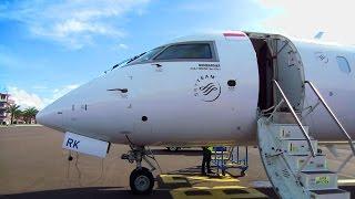 Flight Trip Jakarta to Belitung | Garuda Indonesia