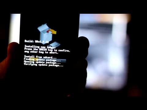 HowTo install the Hero Rom on an HTC Magic (Part2of3)