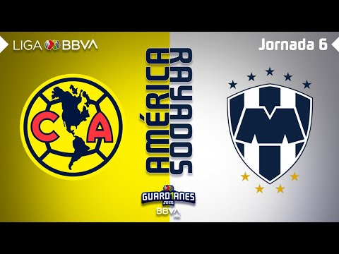 Club America Monterrey Goals And Highlights