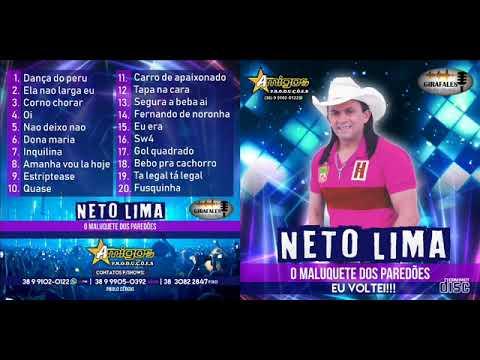 NETO LIMA CD 2018 COMPLETO P EDIMILSON BATISTA