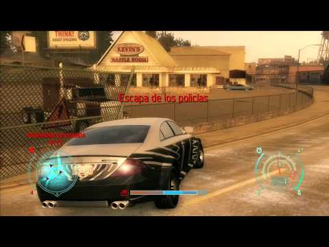 Need For Speed Undercover forced arrest