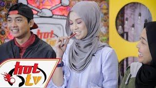 Nabila Razali - Hot TV Di TV9