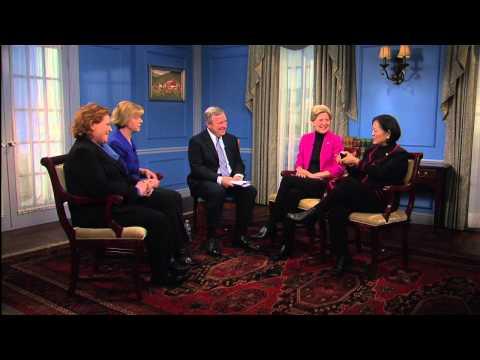 New Democratic Women Senators - Part One