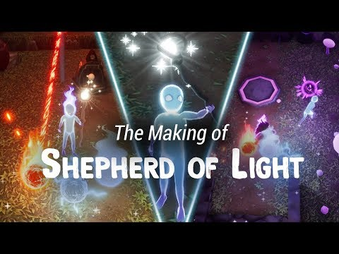 "The Making of ""Shepherd of Light"" 