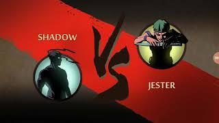 Shadow fight 2 shadow vs jester