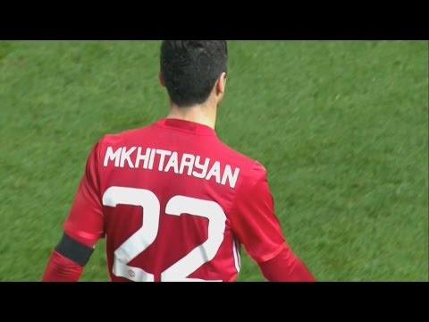 HENRIKH MKHITARYAN Vs West Ham (HOME) EFL 16/17 | Individual Highlights | HD 1080i