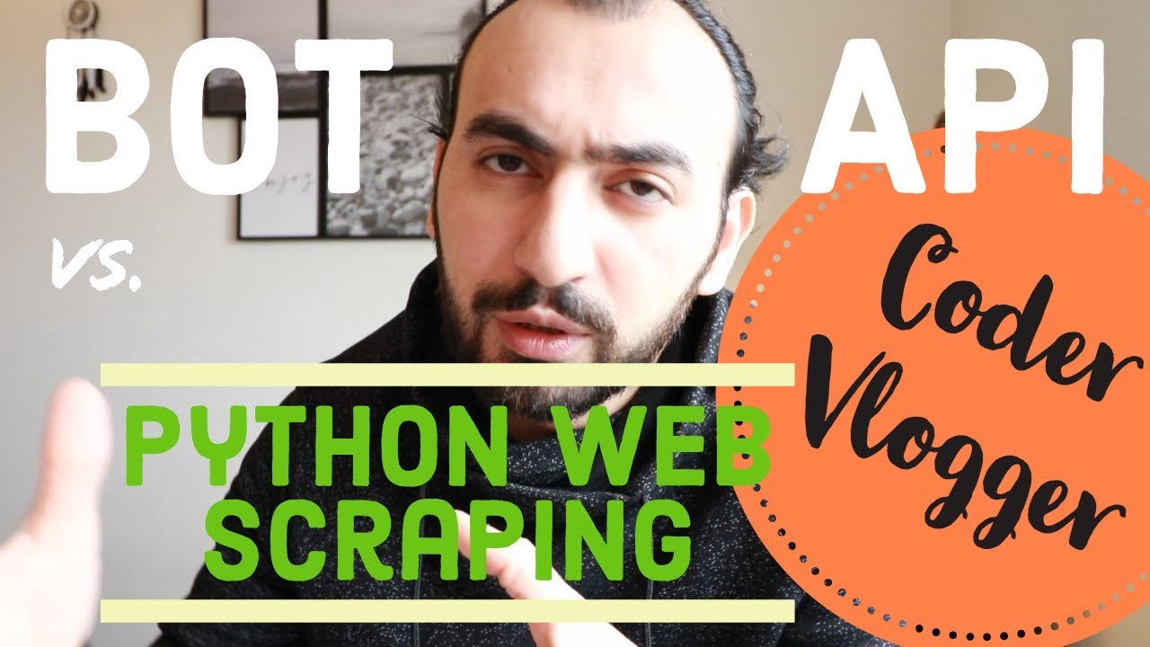 Web Scraping Using Python: Wikipedia (API & Web Crawler)
