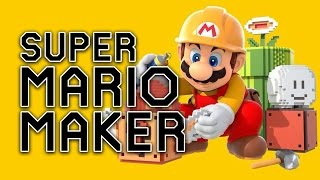 SUPER MARIO MAKER! | LOS MEJORES NIVELES & PERSONAJES OCULTOS! | 1080 GAMEPLAY 60FPS